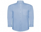 Camisa Laboral 775507<br><strong>TEJIDO OXFORD</strong>